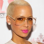 Amber Rose – Celebrity hair changes