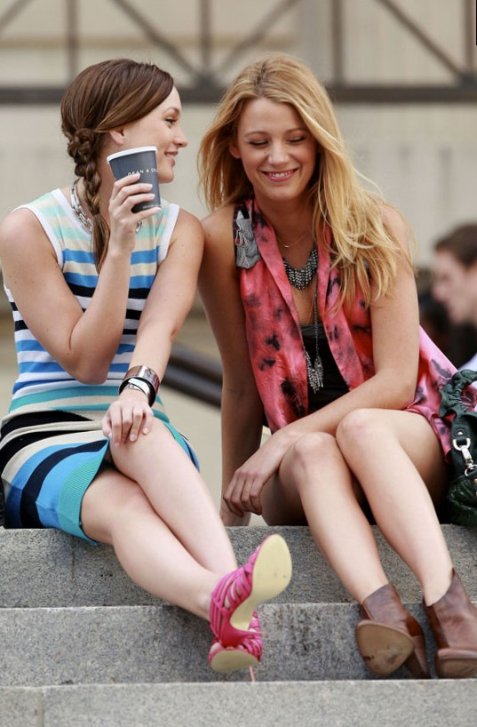Gossip Girl 10 Years Later: Blake Lively, Leighton Meester ...