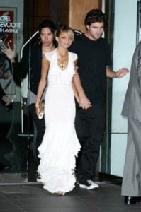 Brody Jenner and Nicole Richie