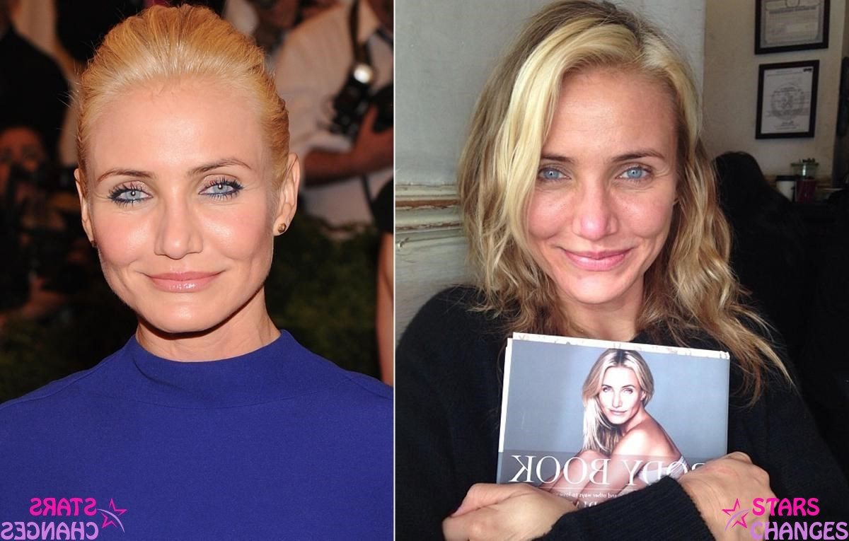 Cameron Diaz photo without makeup