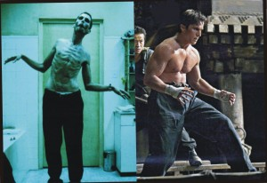 Christian Bale`s weight loss