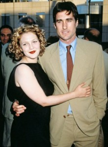 Drew Barrymore and Luke Wilson