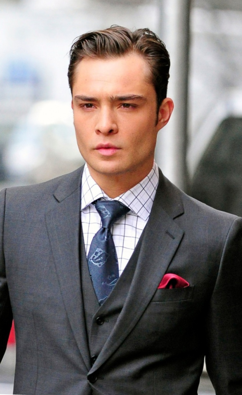 Celebrity Ed Westwick - Weight, Height and Age Ed Westwick