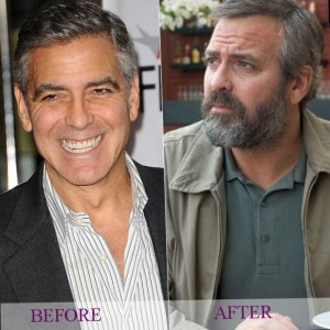George Clooney weight changes