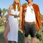 Coachella Festival'15 Celebrities Fashion