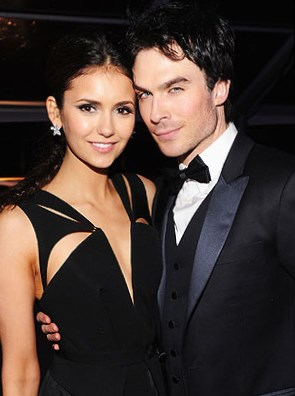 ian somerhalder and nina dobrev dating october 2010