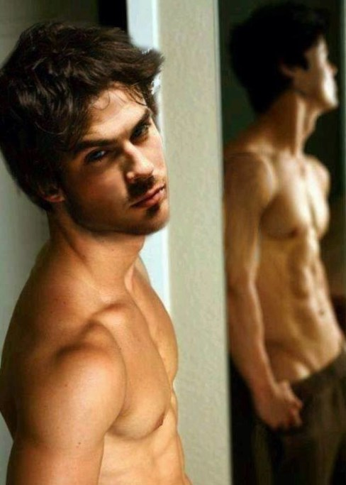 celebrity ian somerhalder weight height and age