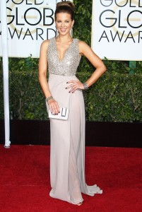 Kate Beckinsale Golden Globe Awards