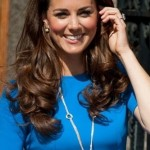 Kate Middleton – Celebrity hair changes