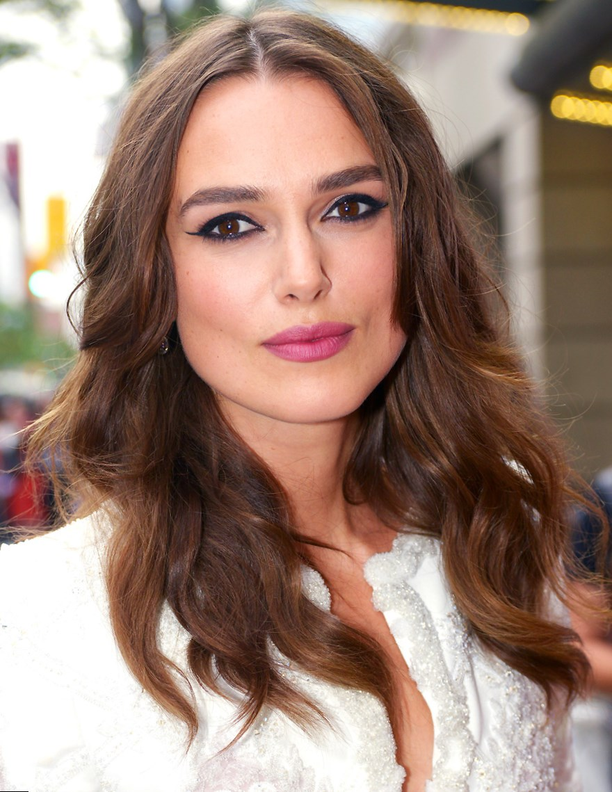 Celebrity Keira Knightley - Weight, Height and Age