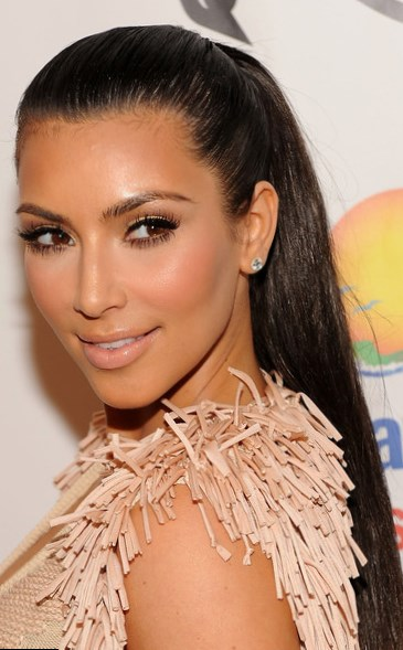 Kim Kardashian Hair Changes