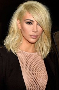 Kim Kardashian Hair Changes