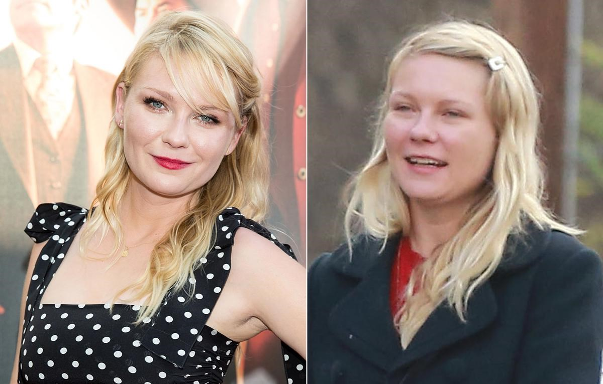 Kirsten dunst photo without makeup