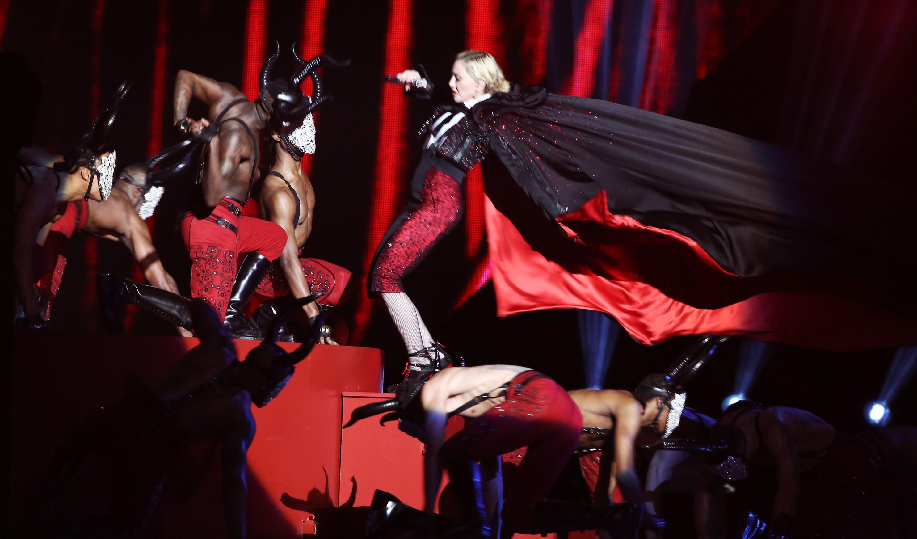Madonna-Brit-Awards
