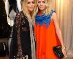 Mary-Kate and Ashley Olsen style