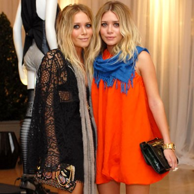 Mary-Kate and Ashley Olsen style