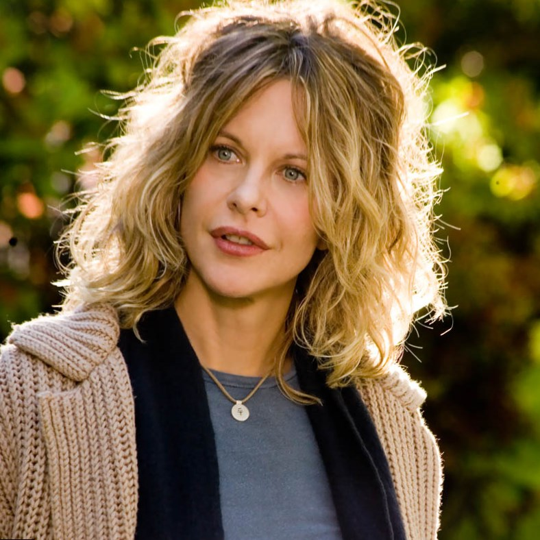 Meg Ryan's photo Before & After