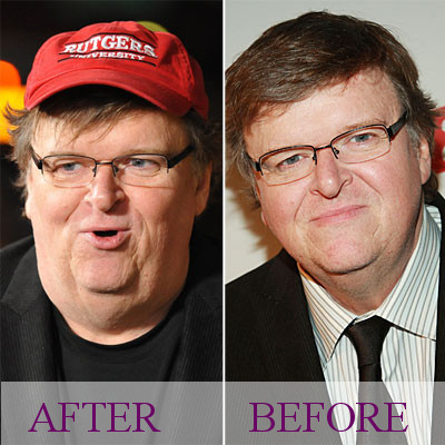 Michael Moore`s height, weight and age