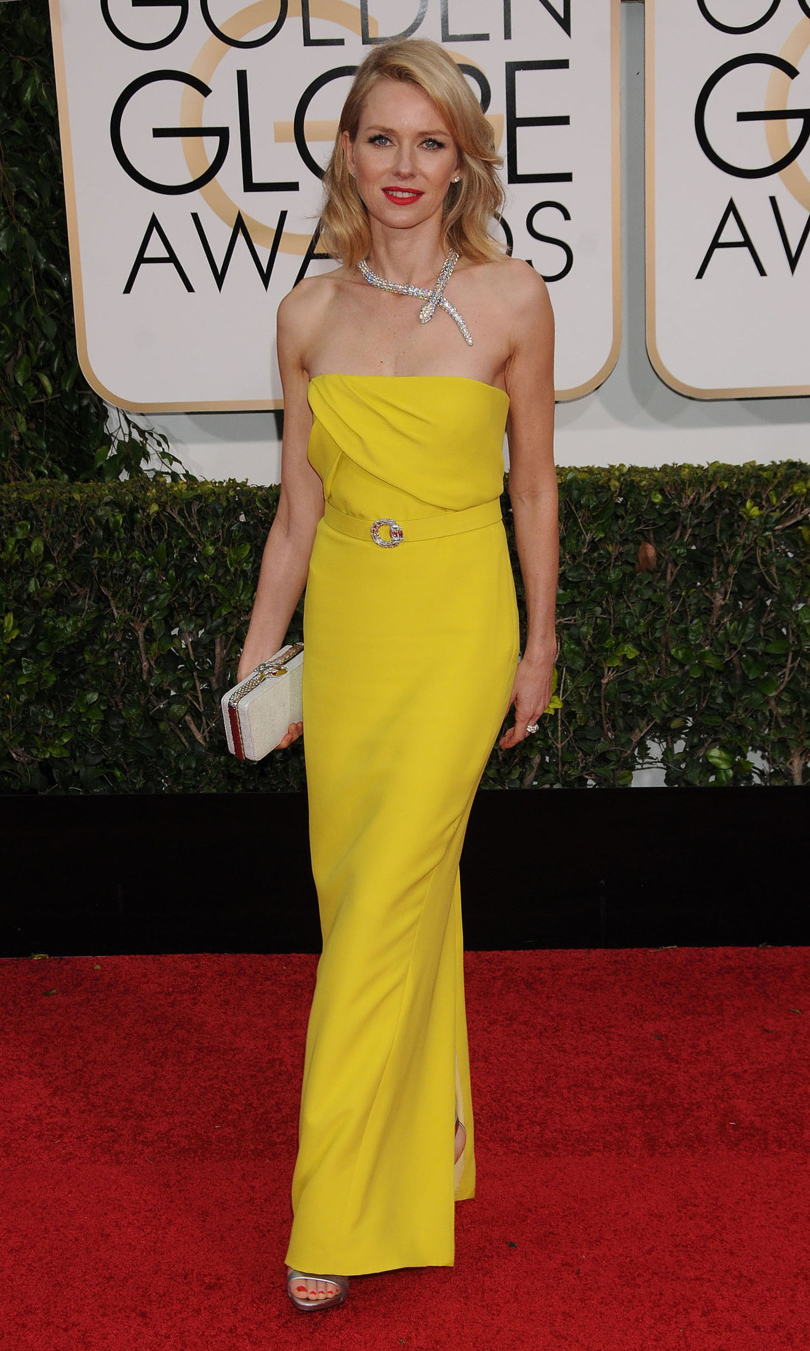 Celebrity Fashion Top 5 Dresses Golden Globe 2015 Photos