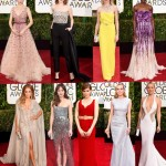 Top 5 dresses at Golden Globe Awards 2015