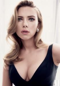 Scarlett Johansson`s plastic surgeries
