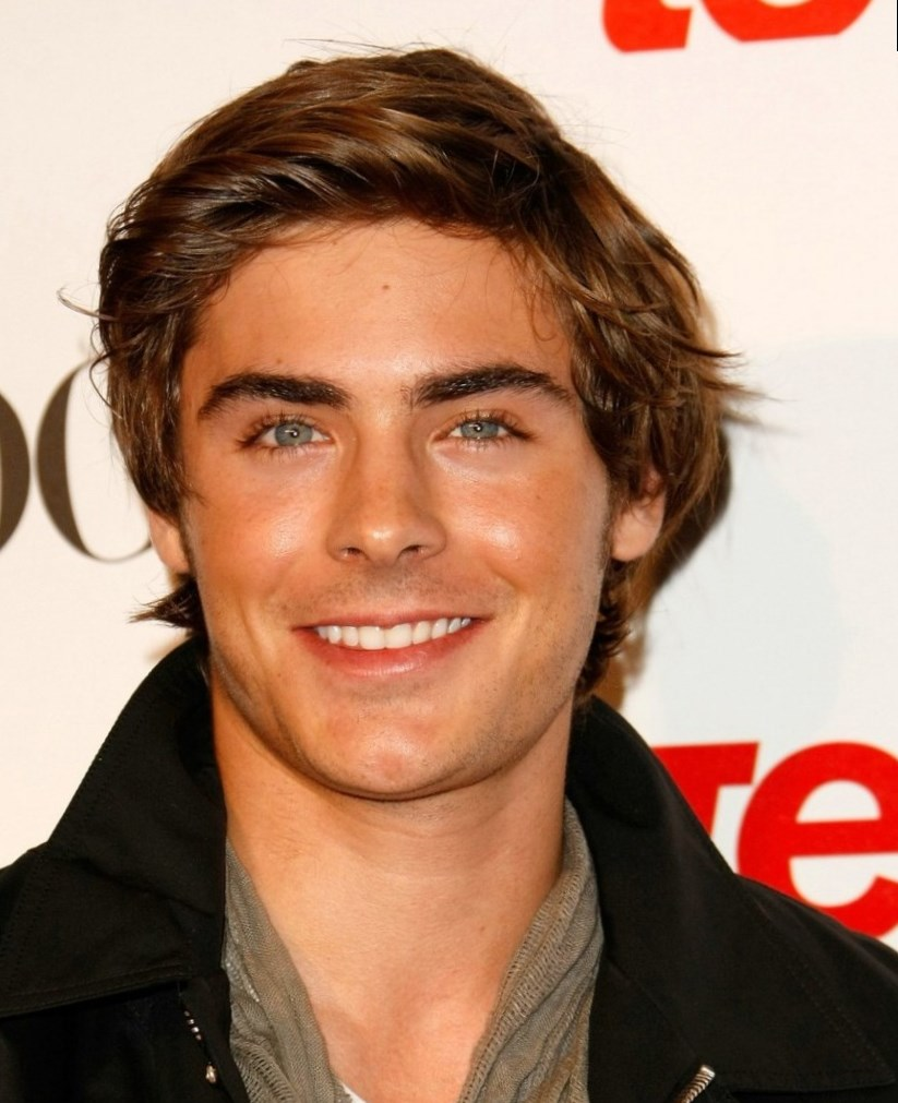 Celebrity Zac Efron - ...