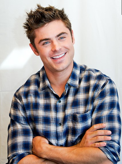 Celebrity Zac Efron - Weight, Height and Age - photos Zac Efron