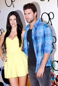 Brody Jenner with Jayde Nicole