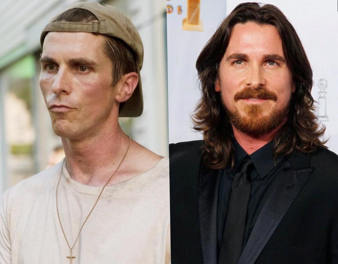 Christian Bale Weight Loss Movie Weightlosslook