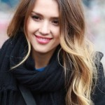 Jessica Alba – Celebrity hair changes