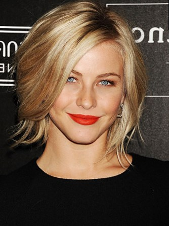 Celebrity Julianne Hough Hair Changes Photos Video