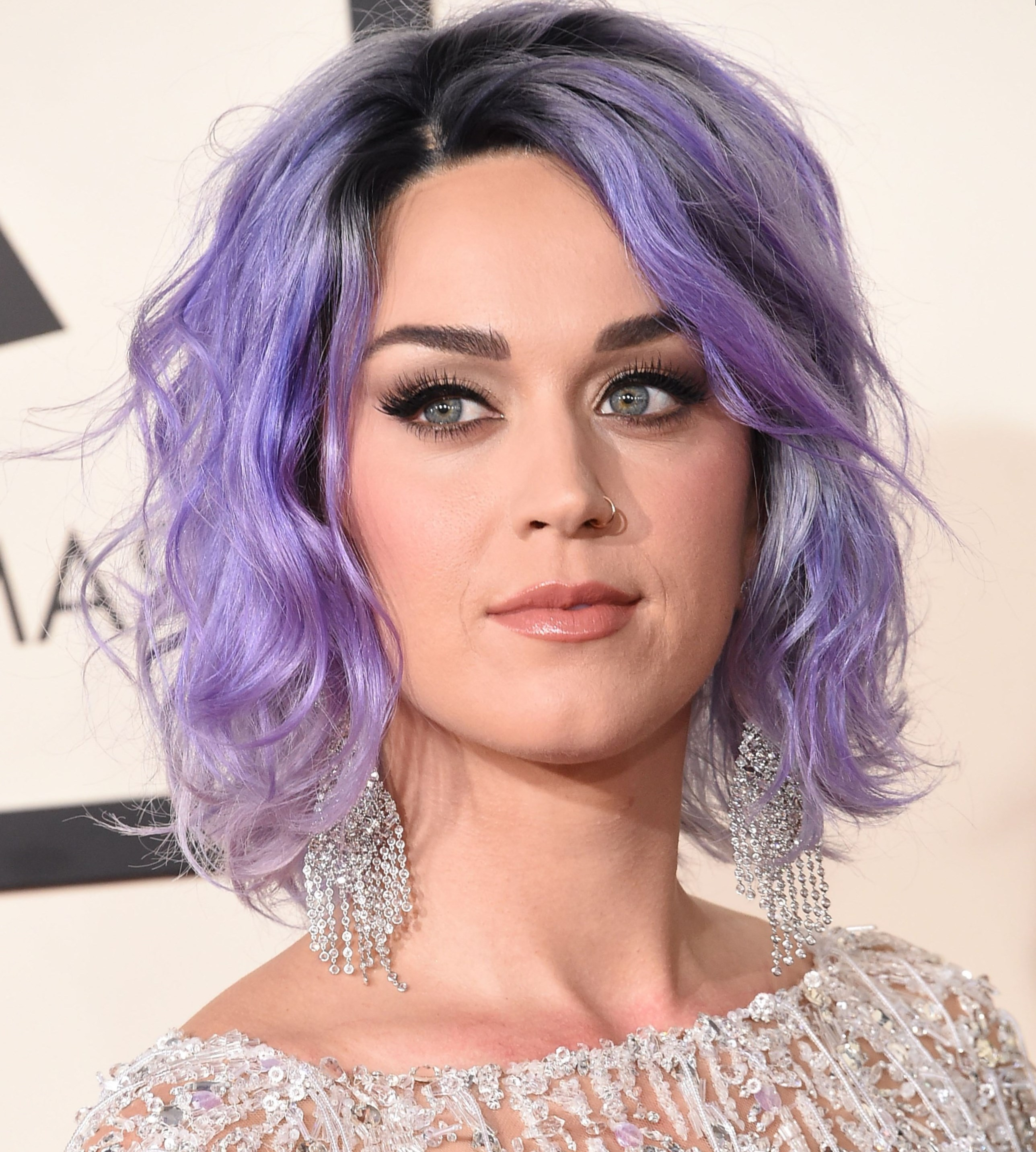 Fabulous Celebrity Katy Perry Hair Changes Photos Video Short Hairstyles For Black Women Fulllsitofus