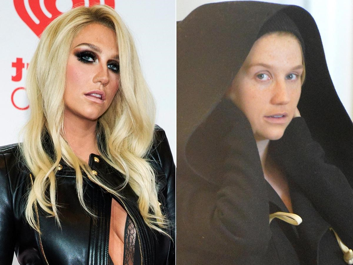 Kesha photo without makeup