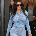 Celebrity Double Denim Style