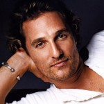 Matthew McConaughey  – Celebrity lovers changes