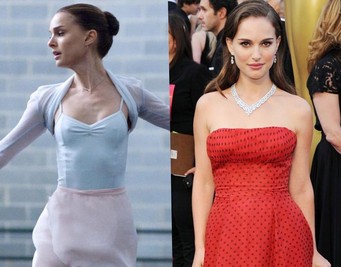 Natalie Portman weight changes