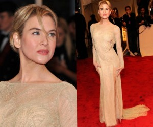 Renee Zellweger weight shanges