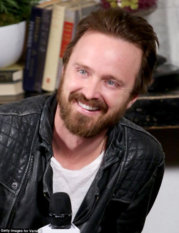 Celebrity Aaron Paul Weight Height And Age