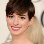 Anne Hathaway – Celebrity hair changes