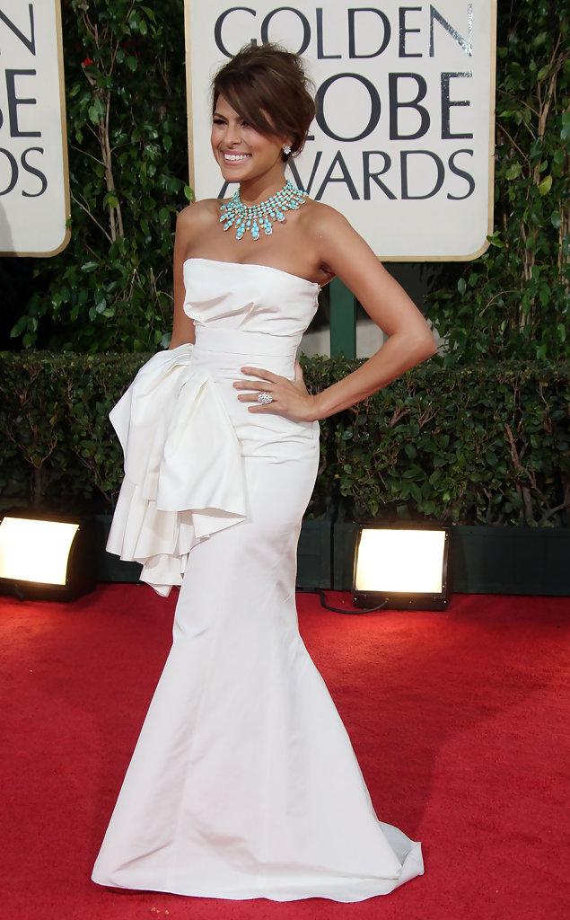 Eva Mendes Looks Amp Style Photos