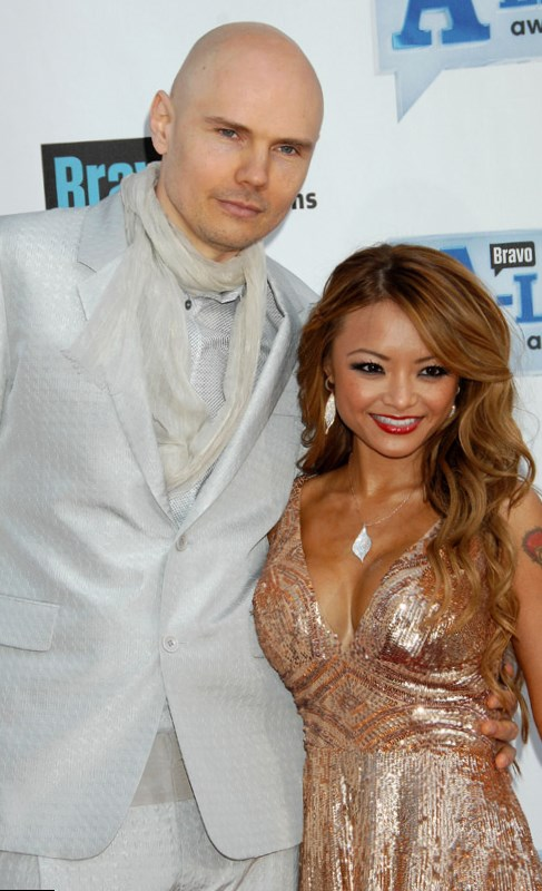 Billy Corgan & Tila Tequila