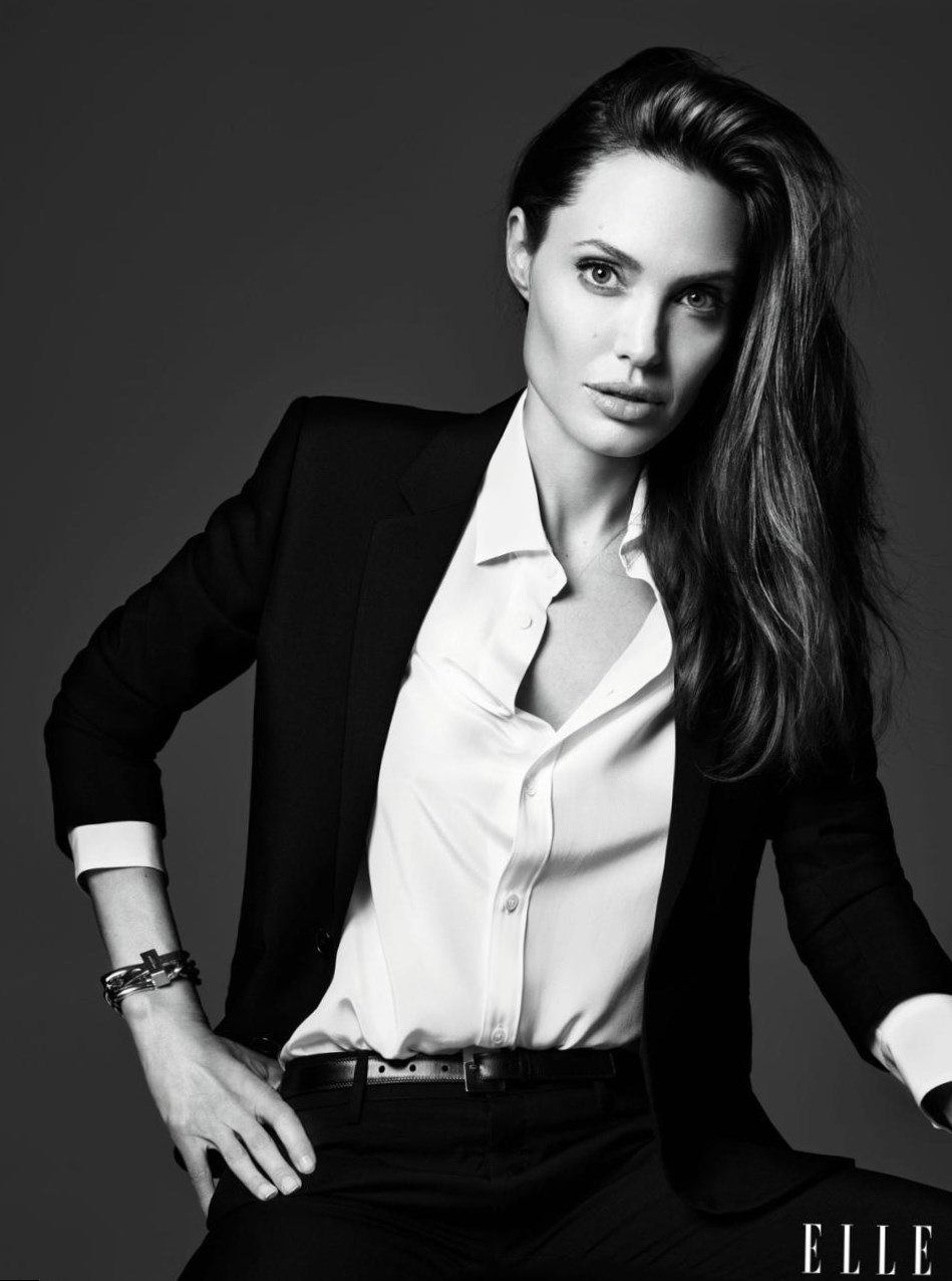 Celebrity Angelina Jolie - Weight, Height and Age Angelina Jolie