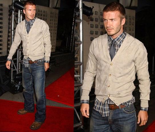 David Beckham Looks Style Photos
