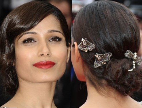 Freida Pinto Immortals Phaedra Related Keywords & Suggestions - Freida ...