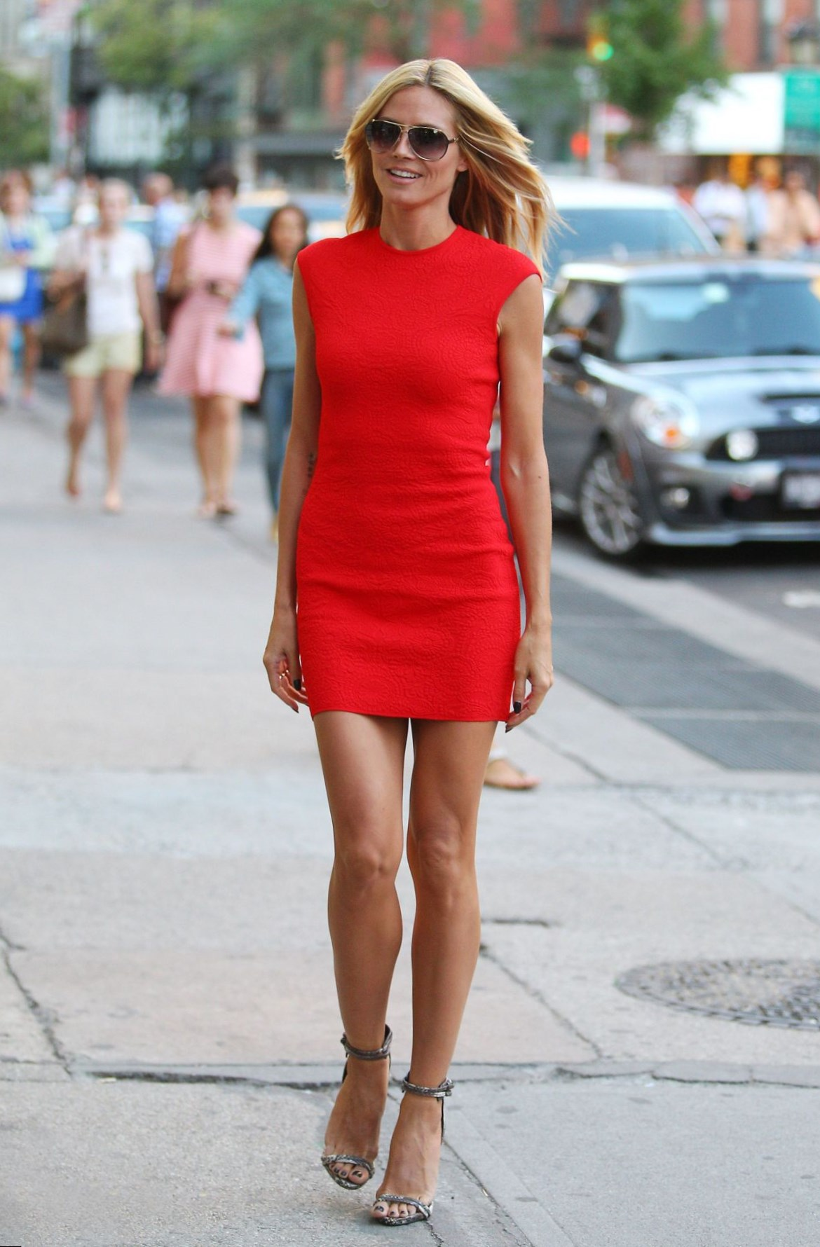 Celebrity Heidi Klum Lovers Changes Photos Video