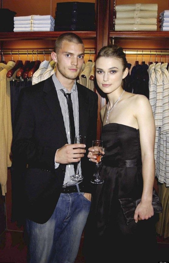 Knightley Keira and jamie dornan pictures photo