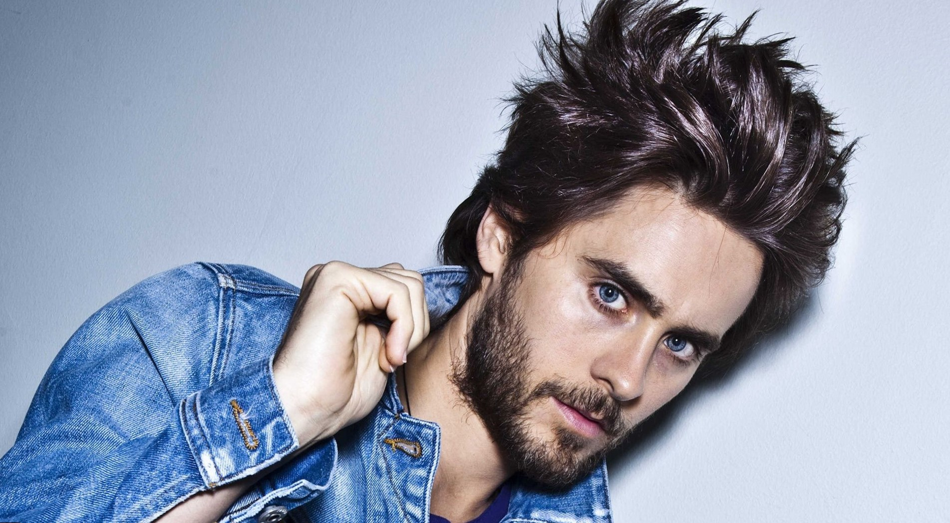 Celebrity Jared Leto Hair Changes Photos Video