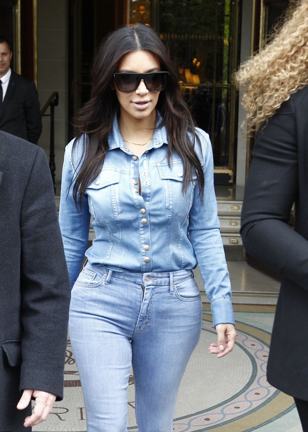 Top 10 Kardashian S Looks Photos