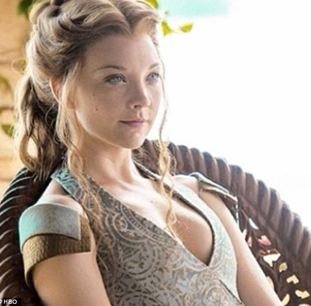Celebrity Natalie Dormer Hair Changes Photos Video