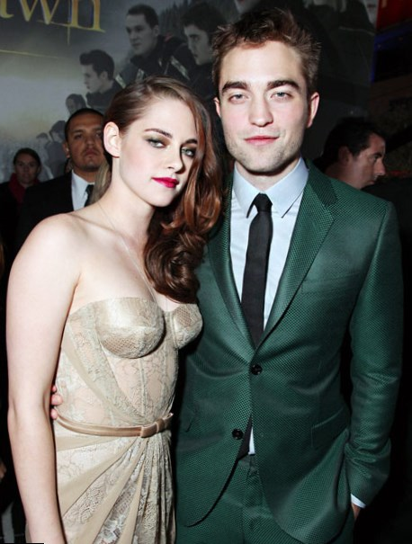 Kristen Stewart And Robert Pattinson Dating 2009